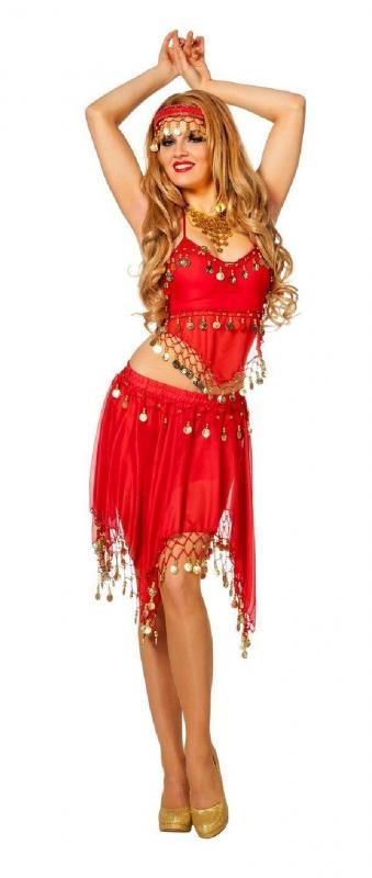 bauchtanz belly dance 1001 nacht kleid kost m bollywood orient prinzessin sari ebay. Black Bedroom Furniture Sets. Home Design Ideas
