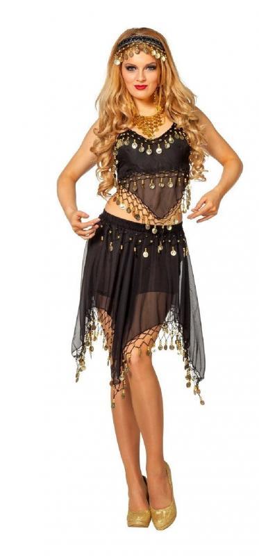 bauchtanz belly dance 1001 nacht kleid kost m bollywood orient prinzessin sari w4468b s m. Black Bedroom Furniture Sets. Home Design Ideas