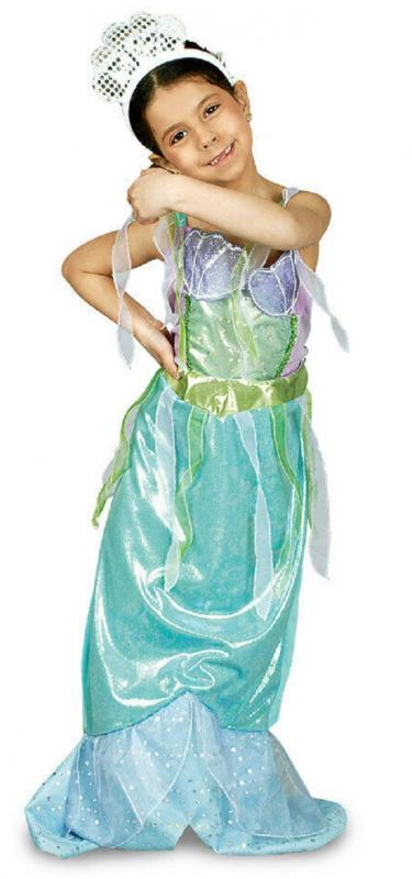 fisch ariel nixe meerjungfrau kost m arielle prinzessin wasser fee kleid mermaid ebay