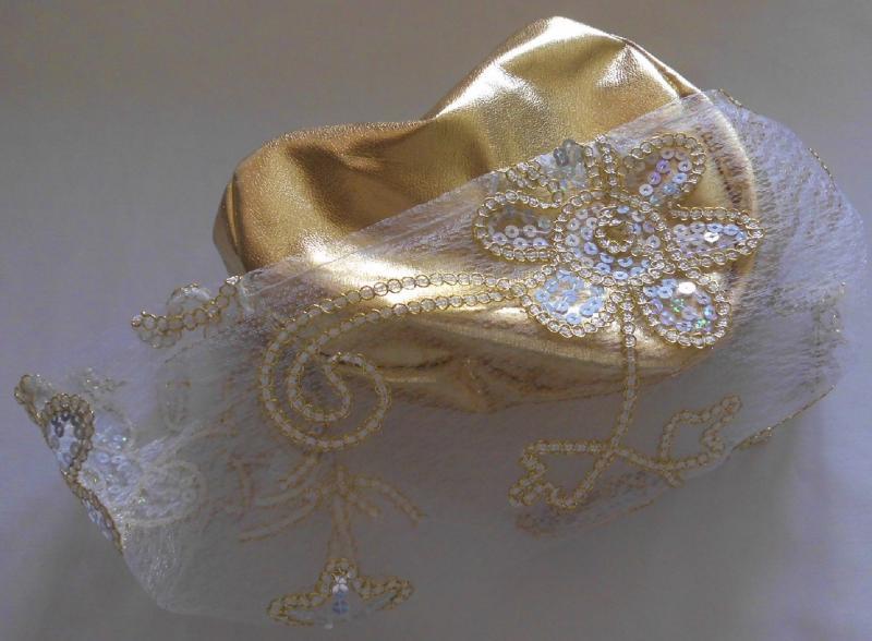1001 nacht hut m tze kappe kleid kost m damen bollywood orient prinzessin sari 213303 gold damen. Black Bedroom Furniture Sets. Home Design Ideas